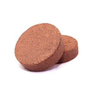 Coir discs 50mm 20 pack