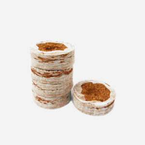 CoirCoins 25mm 50 pack