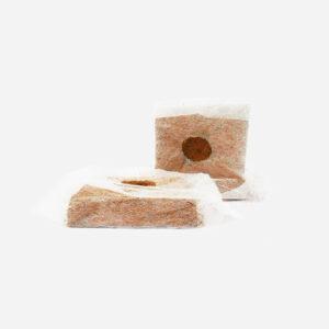 Coir growcubes 10cm x 10cm 50 pack